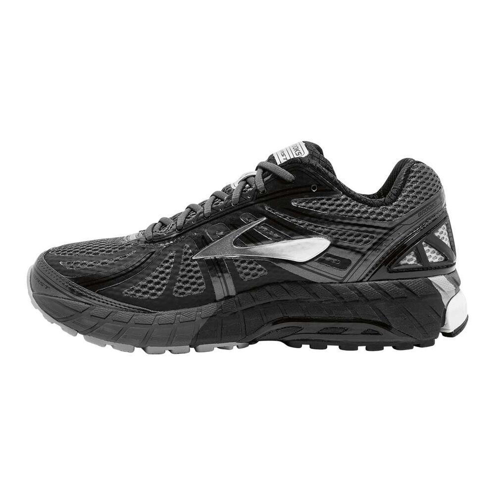 ebfe44b0616 Brooks Beast Mens Running Shoes Black   White US 10.5