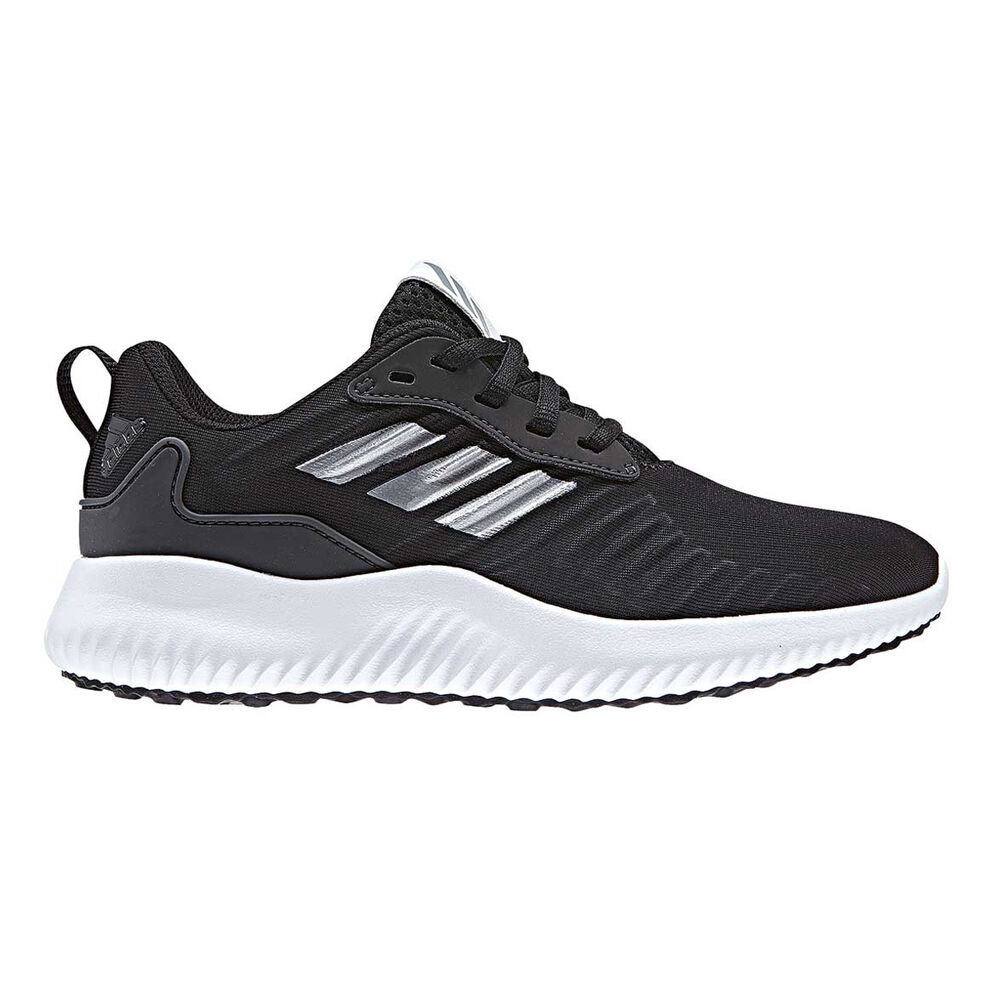 8f4fff20441e4 adidas Alphabounce RC Kids Running Shoes Black   White US 4