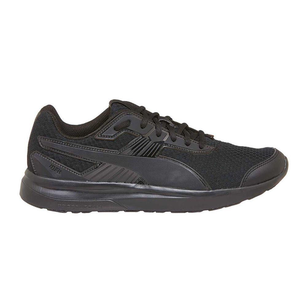 Puma Escaper Pro Mens Running Shoes Black   Black US 9  83fdbc743