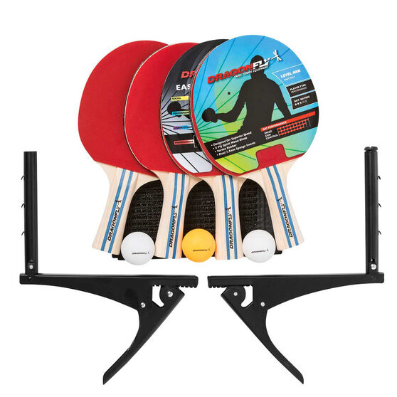 Dragonfly 4000 4 Player Table Tennis Set, , rebel_hi-res