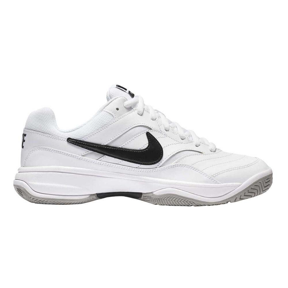 new style 0d8d7 77e48 Nike Court Lite Mens Tennis Shoes White  Black US 8, White  Black,