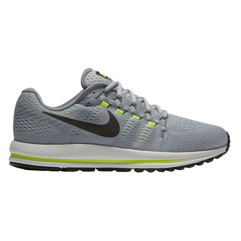 d077f316f1db Nike Air Zoom Vomero 12 Mens Running Shoes Grey   Black US 7