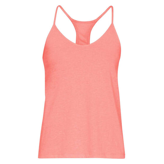 Under Armour Womens Fashion Tank Orange Xl by Under Armour
