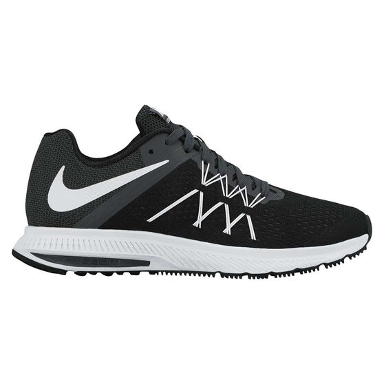 more photos cb792 d6c66 Nike Zoom Winflo 3 Womens Running Shoes Blue   Black US 6.5, Blue   Black