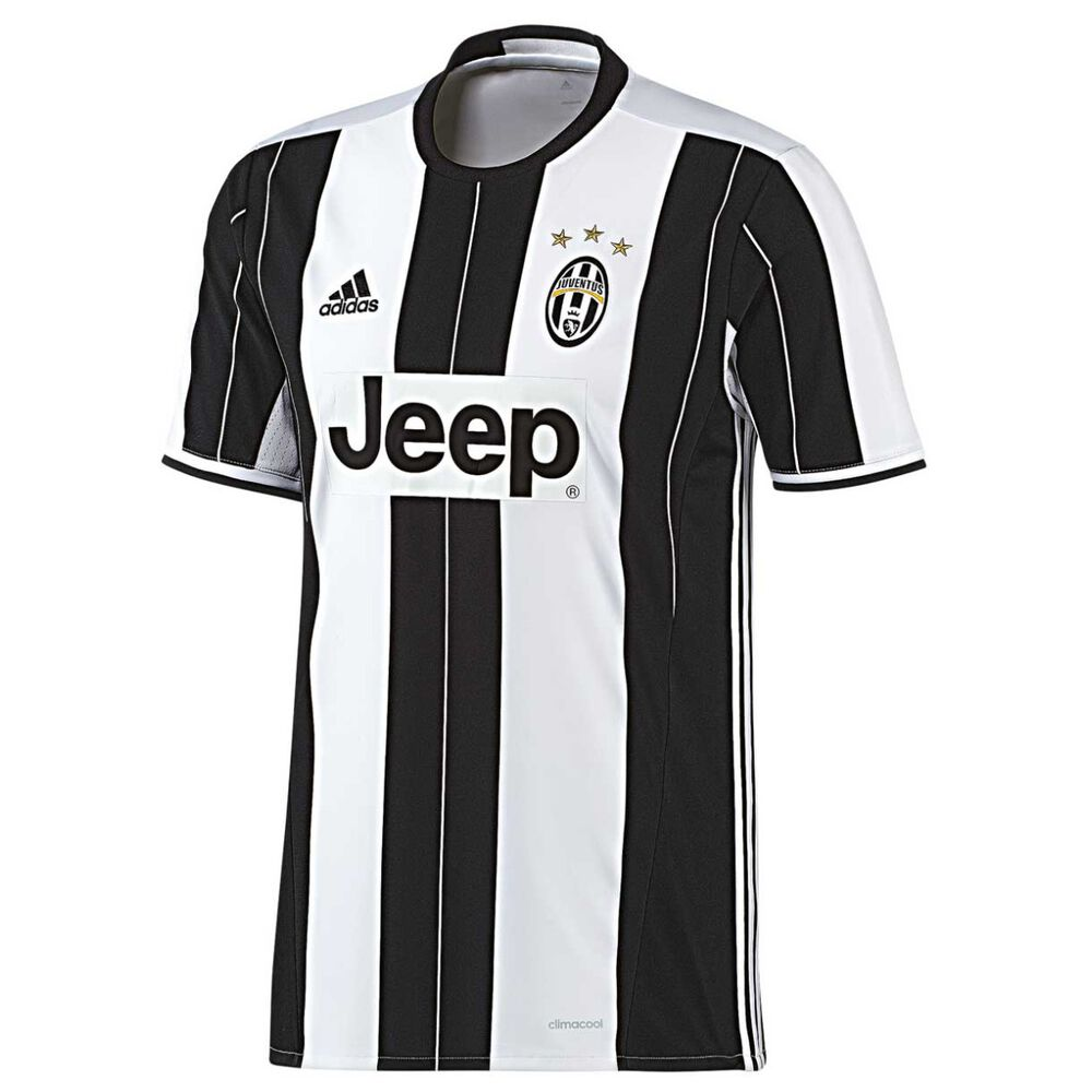 3ab45739461 Juventus FC 2017 Mens Home Jersey M