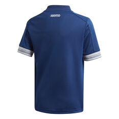 Juventus FC 2020/21 Kids Away Jersey Blue 8, Blue, rebel_hi-res