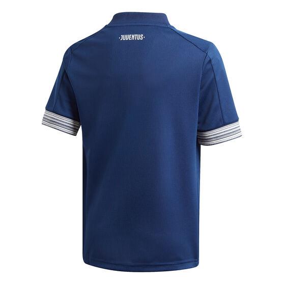 Juventus FC 2020/21 Kids Away Jersey Blue 16, Blue, rebel_hi-res