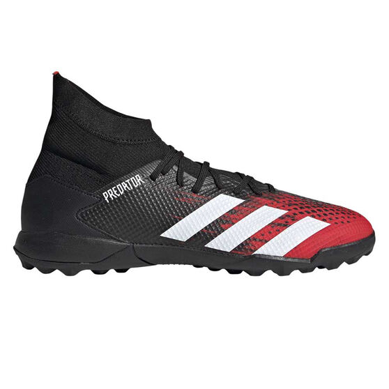 adidas Predator 20.3 Touch and Turf Boots, Black / White, rebel_hi-res
