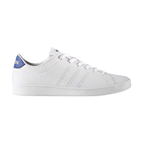 finest selection 7edf6 93d74 adidas Advantage Clean QT Womens Casual Shoes White  Multi US 10, White   Multi