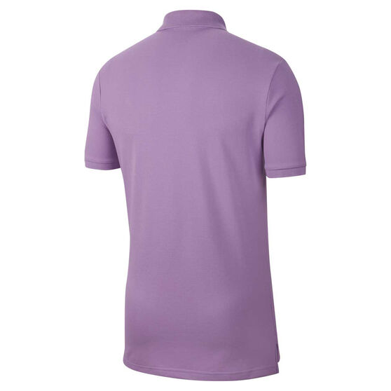Nike Mens Sportswear Matchup Polo Purple XS, Purple, rebel_hi-res