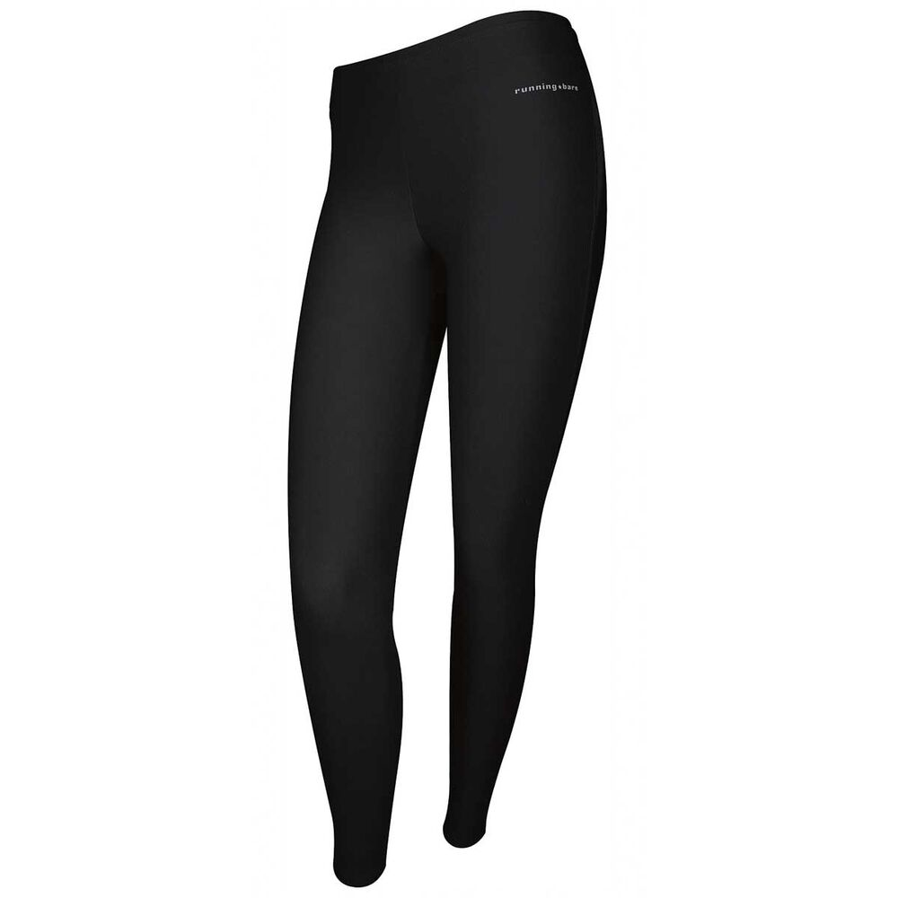 f16c5c59cb Running Bare Womens Bionic Full Length Tights Black 8