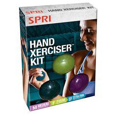 SPRI Hand Xerciser Kit, , rebel_hi-res