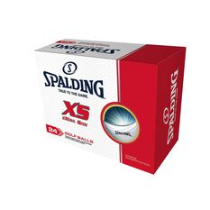 Spalding XS 24 Pack Golf Balls White, , rebel_hi-res