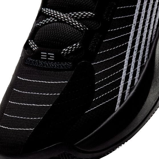 Jordan Jumpman 2021 Mens Basketball Shoes, Black/Silver, rebel_hi-res