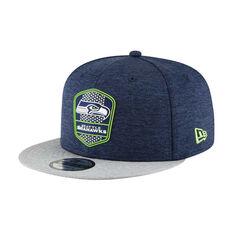Seattle Seahawks New Era 9FIFTY Sideline Road Cap, , rebel_hi-res
