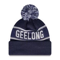 Geelong Cats New Era Supporter Beanie, , rebel_hi-res