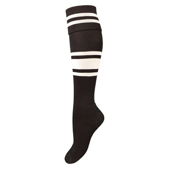 Burley Old Wests Kids Football Socks, , rebel_hi-res