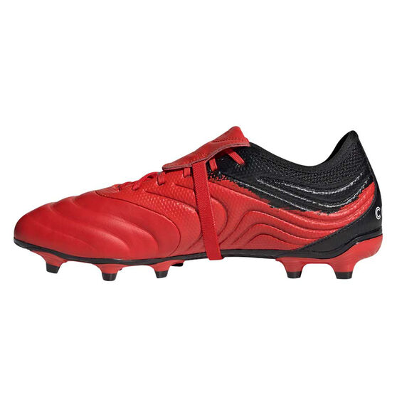 adidas Copa Gloro 20.2 Football Boots, Red / White, rebel_hi-res