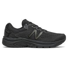 New Balance Vaygo Womens Running Shoes Black US 6, Black, rebel_hi-res