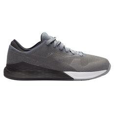 Reebok Nano 9 Mens Training Shoes Grey / White US 6.5, , rebel_hi-res