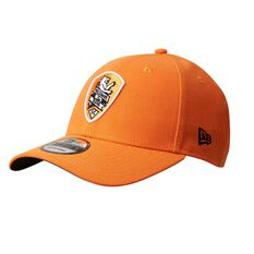 Brisbane Roar 2018 9Forty New Era Curved Cap OSFA, , rebel_hi-res