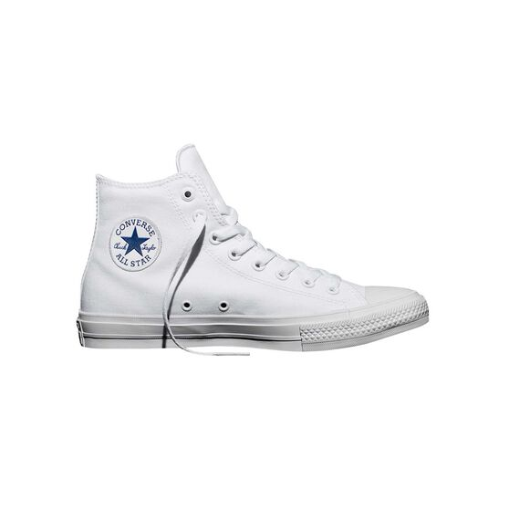 half off d9600 a5ce3 Converse Chuck Taylor All Star II High Top Casual Shoes White US 6, White,