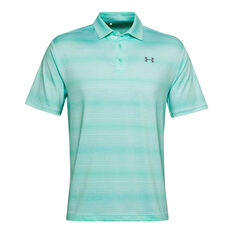 Under Armour Mens Playoff 2.0 Polo Blue S, Blue, rebel_hi-res