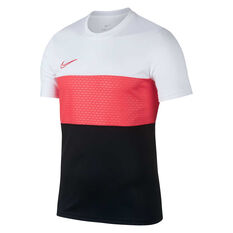 Nike Mens Dri-FIT Academy Football Top White S f713bc13d