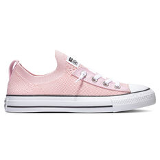 Converse Chuck Taylor All Star Shoreline Knit Low Top Womens Casual Shoes Pink US 6, Pink, rebel_hi-res