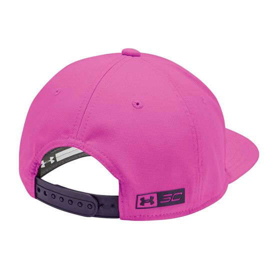 Under Armour Boys SC30 Snapback Cap, , rebel_hi-res