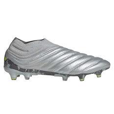 adidas Copa 20+ Football Boots Silver / Yellow, Silver / Yellow, rebel_hi-res