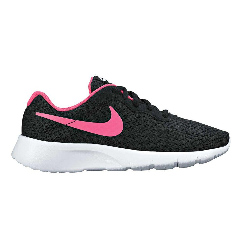 dc8c2096ca Nike Tanjun Girls Casual Shoes Black / Pink US 6, Black / Pink, rebel_hi