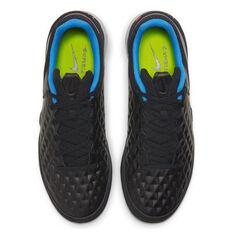 Nike Tiempo Legend VIII Academy Indoor Soccer Shoes, Black, rebel_hi-res