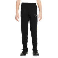 Nike Kids Dri-FIT Academy Knit Soccer Track Pants Black XS, Black, rebel_hi-res