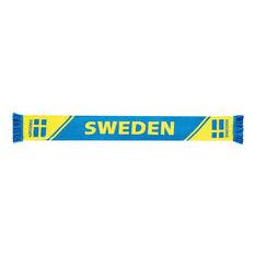 Sweden 2018 Football Scarf, , rebel_hi-res