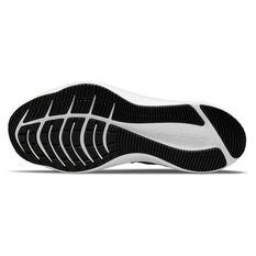 Nike Winflo 8 Womens Running Shoes, Black/White, rebel_hi-res