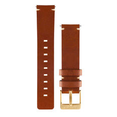 Garmin Quick Release 20mm Light Leather Watch Band, , rebel_hi-res