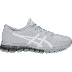 Asic GEL-Quantum 180 4 Womens Training Shoe Grey / White 6, Grey / White, rebel_hi-res