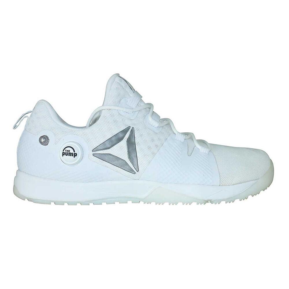 c3079e5b9eb6e3 Reebok CrossFit Nano Pump 3.0 Womens Training Shoes White US 13 ...