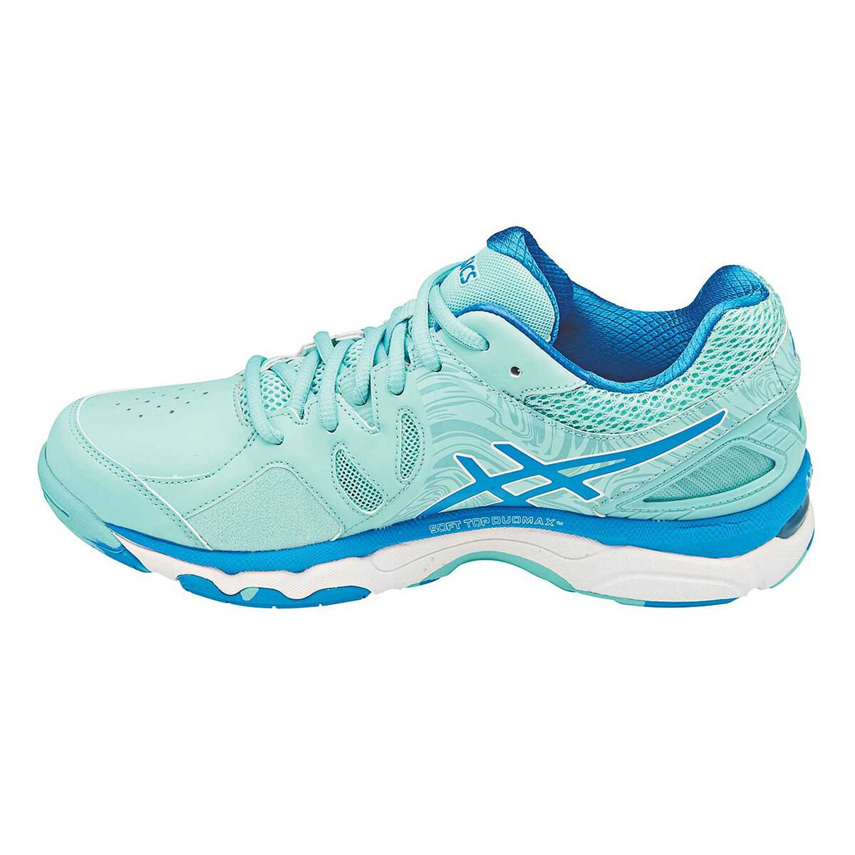 Chaussures Asics 7 Gel Netburner Super 7 Femmes Aqua Femmes/ Chaussures Blanc US 2909e31 - wisespend.website