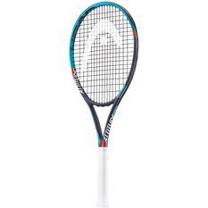 Head MX Attitude Tour Tennis Racquet Blue 4 1 / 4in, Blue, rebel_hi-res