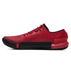 Under Armour Tribase Reign Mens Training Shoes Red / Black US 7, Red / Black, rebel_hi-res