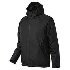 SVNT5 Mens Selwyn Jacket Black S, Black, rebel_hi-res