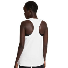 Nike Air Womens Sportswear Tank, White, rebel_hi-res