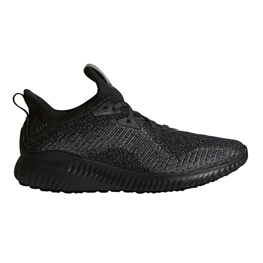 bf0096f6a adidas Alphabounce 1 Womens Running Shoes Black   Grey US 9.5 ...
