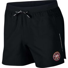 5808b3cd2 Nike Mens Flex Stride 5in Running Shorts Black S