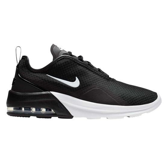 Nike Air Max Motion 2 Mens Casual Shoes, Black / White, rebel_hi-res