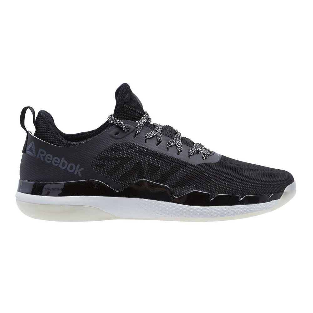 4328889ed42 Reebok Cardio Ultra 3.0 Womens Training Shoes Black   White US 6 ...