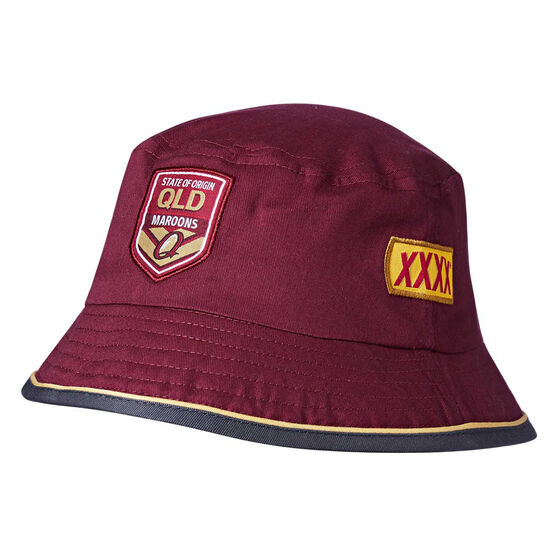 QLD Maroons State of Origin 2018 Bucket Hat  04746939f01