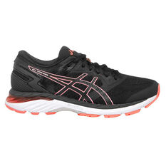 Asics GEL Superion 3 Womens Running Shoes Black US 6, Black, rebel_hi-res